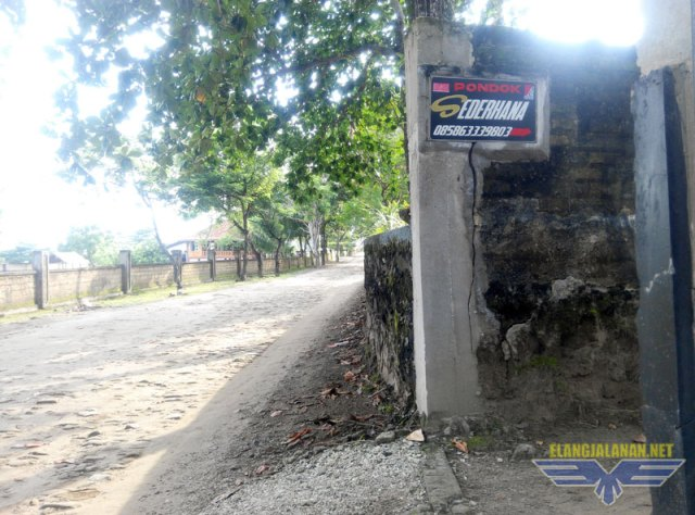 Homestay Ujung Genteng