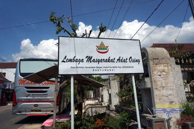 Kampung Osing Banyuwangi