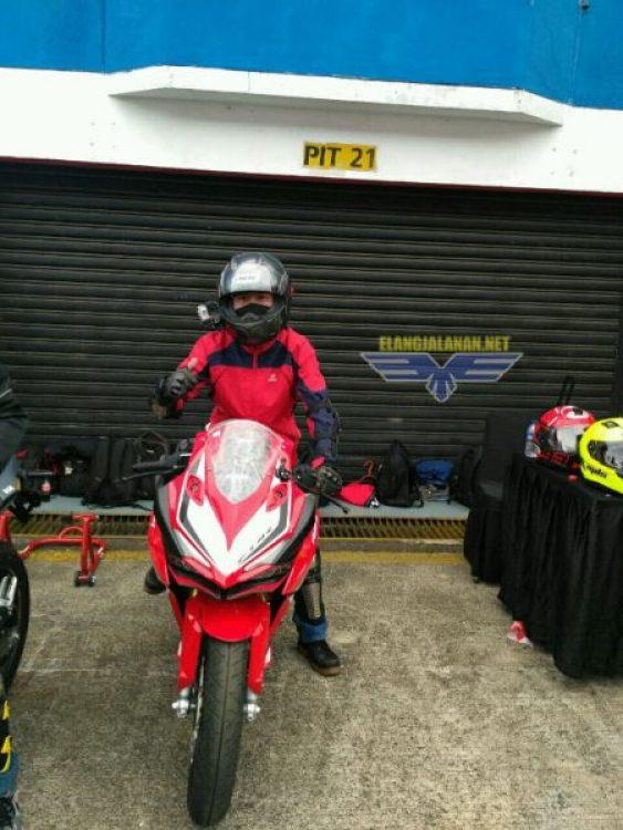 Fun Race CBR250RR Sentul