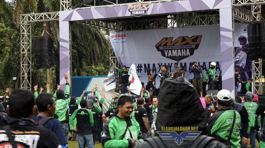 maxi yamaha day cibubur