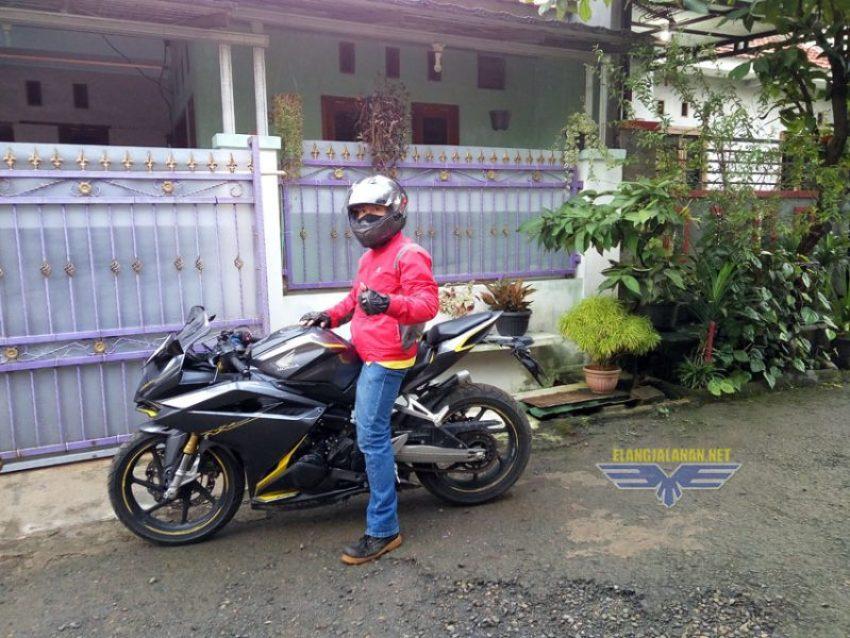 Review harian Honda CBR250RR