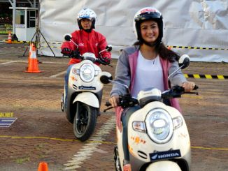 Test Ride All New Scoopy
