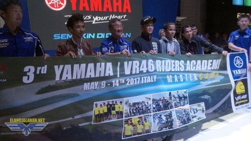 Anggi Setiawan Terpilih VR46 Riders Academy