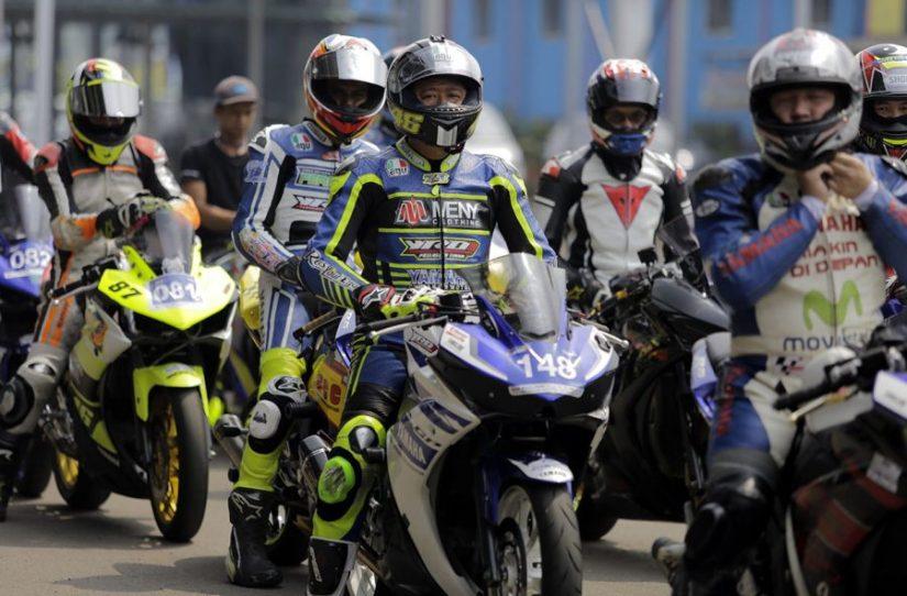 Yamaha Sunday Race tahun ini diramaikan 202 Starter