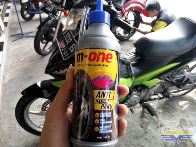 cairan anti bocor dari M-ONE