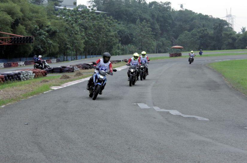 Suzuki adakan Safety Riding Training