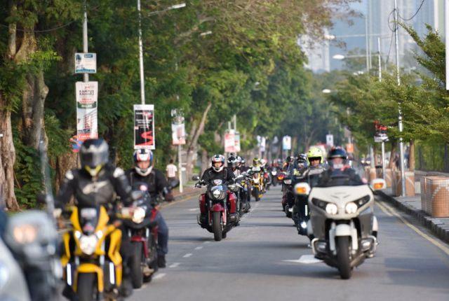 AHM Ajak Konsumen Big Bike Ikuti Honda Asian Journey