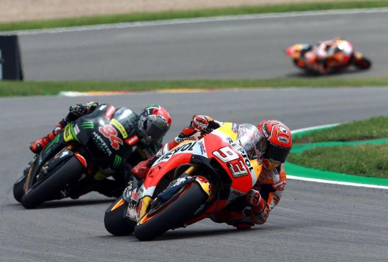 Download Video Full Race MotoGP Sachsenring 2017