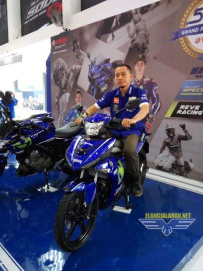 5 Motor Terbaru dengan Livery Movistar Yamaha MotoGP