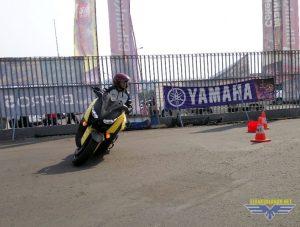 Test Ride Singkat Yamaha XMAX 250
