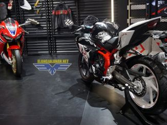Jajaran Premium Bike AHM dan Big Bike Honda di GIIAS 2017