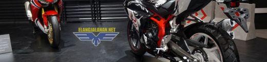 Jajaran Premium Bike AHM dan Big Bike Honda di GIIAS 2017