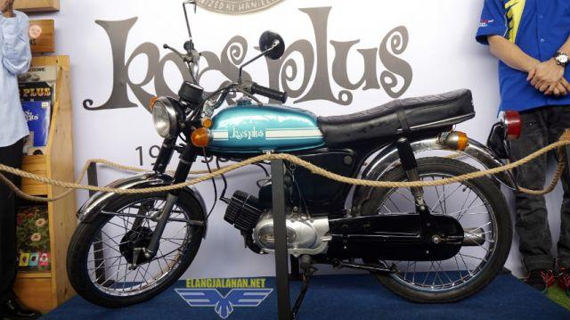 Motor Suzuki A100 milik Om Yok Koes Ploes