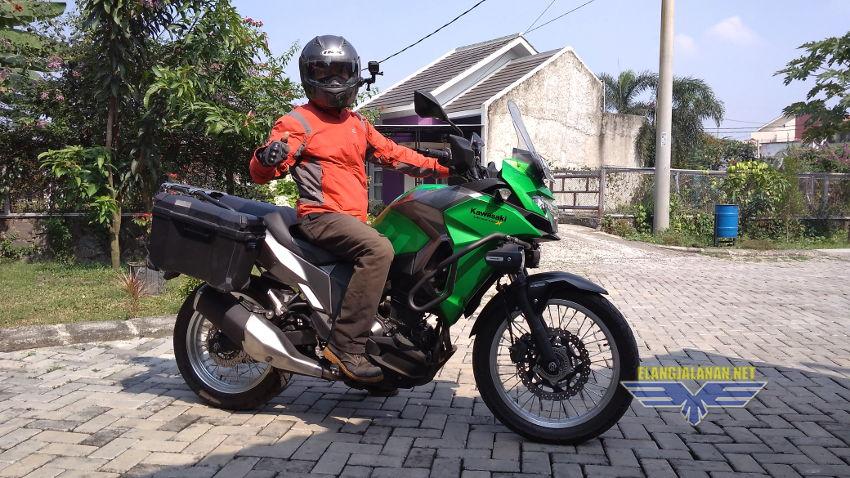 Review singkat Kawasaki Versys X 250