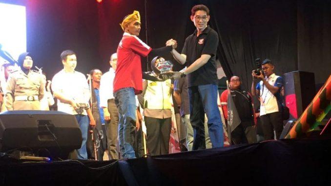 Honda Bikers Day 2017 Regional Kalimantan