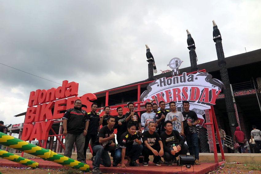 Persiapan Honda Bikers Day Yogyakarta