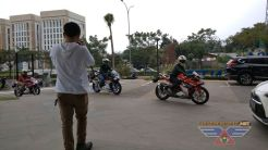 Nonton Bareng ARRC India bersama Komunitas Honda