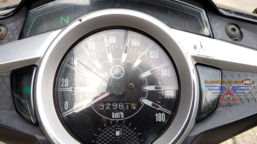 MX Strada ganti kanvas kopling