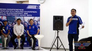Galang Hendra Ungkapkan Rahasia Kemenangannya di WSSP300
