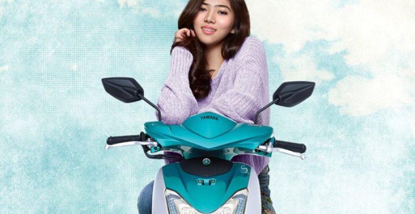 Isyana Sarasvati sebagai Brand Ambassador Yamaha Mio S