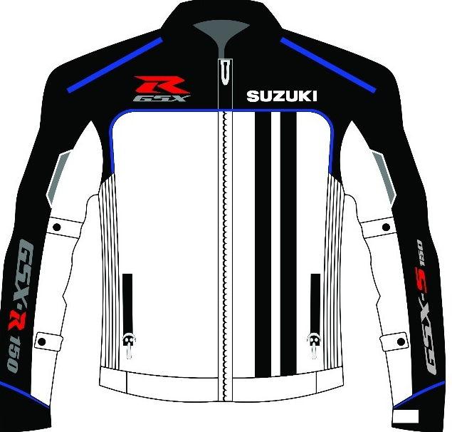 Jacket Sporty GSX-R150