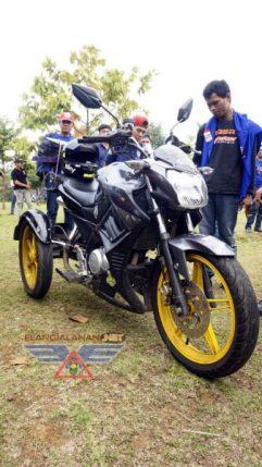 Jambore 1 Dekade Vixion Gunung Geulis Bogor