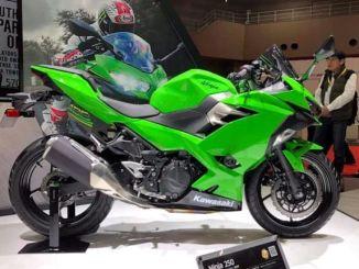 Update All New Kawasaki Ninja 250R 2018