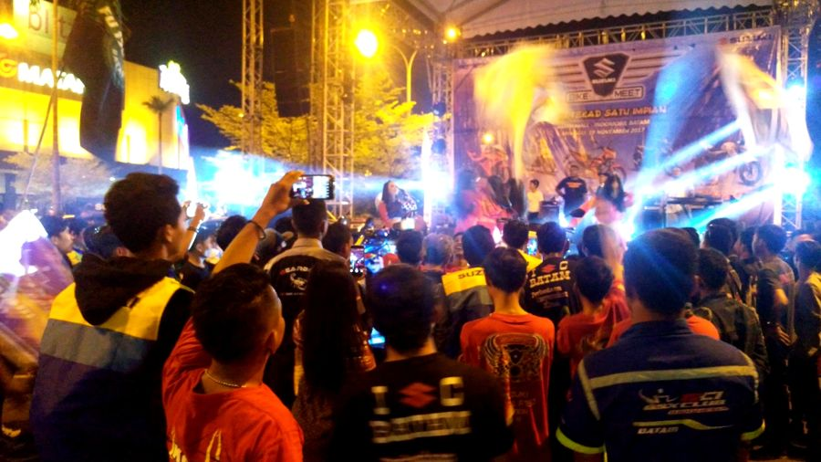 Suzuki Bike Meet Batam