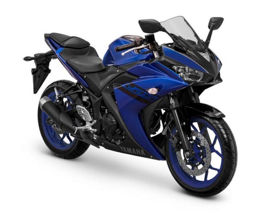 Warna Baru Yamaha YZF-R25