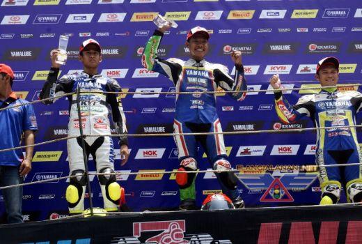 Hasil Lengkap Balap Yamaha Sunday Race Seri 4 2017