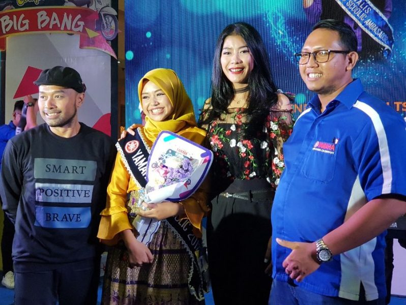 Fino Tubeless dan Ban Lebar Scoolic Competition