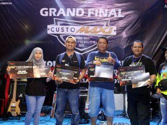 Pemenang Semifinal CustoMAXI Nasional Wilayah Medan
