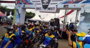 Suzuki Bike Meet Banjarmasin