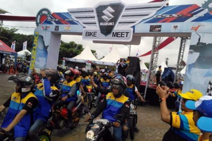 Suzuki Bike Meet Banjarmasin