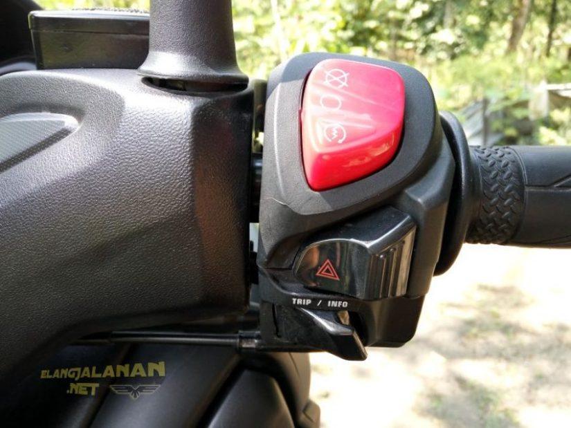Cara Setting Display Speedometer Yamaha XMAX 250