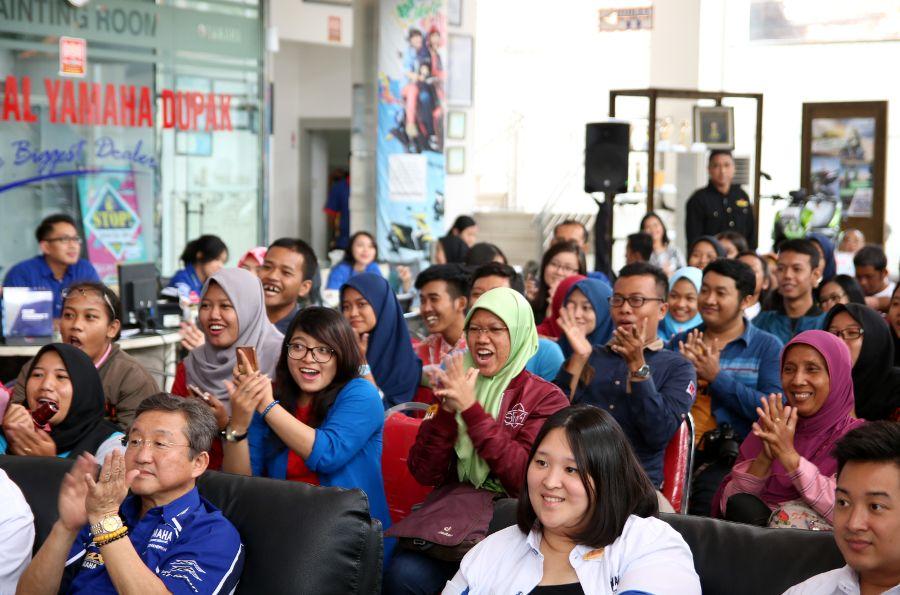Mio S Roadshow Concert di Surabaya