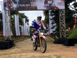 Fun Off Road Touring Konsumen Honda CRF150L