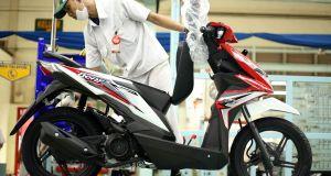 Harga New Honda BeAT eSP