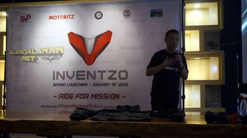 Brand Launching Inventzo