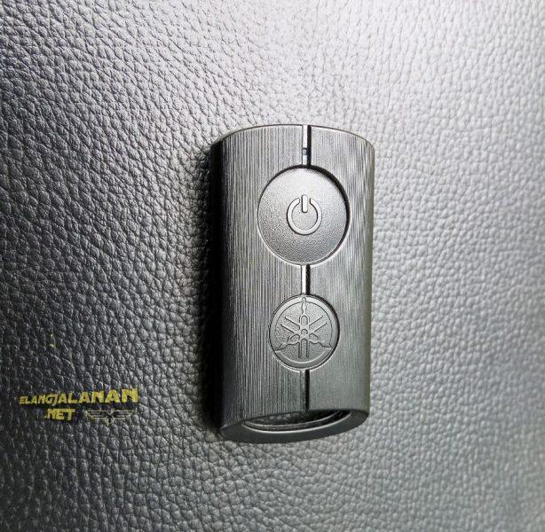 Remote Keyless XMAX 250 ngadat