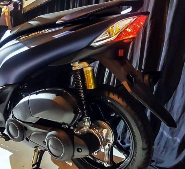 Spesifikasi Power Yamaha Lexi 125VVA