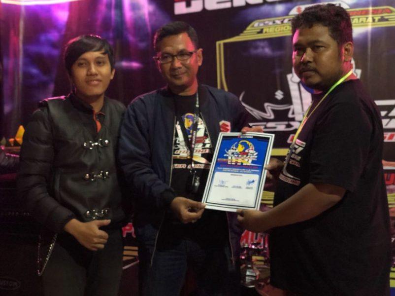 GSX Club Indonesia Chapter Sukabumi
