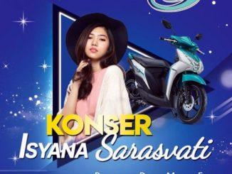 Mio S Roadshow Concert Featuring Isyana Sarasvati di Medan