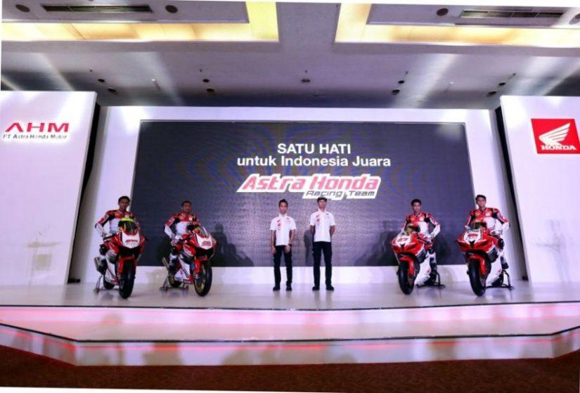 Peta Tim Balap AHRT 2018