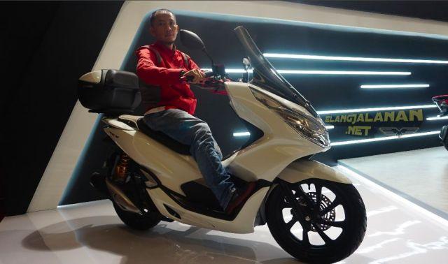 Daftar Aksesoris Honda PCX 150