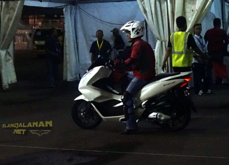 Review Test Ride Honda PCX 150 Lokal