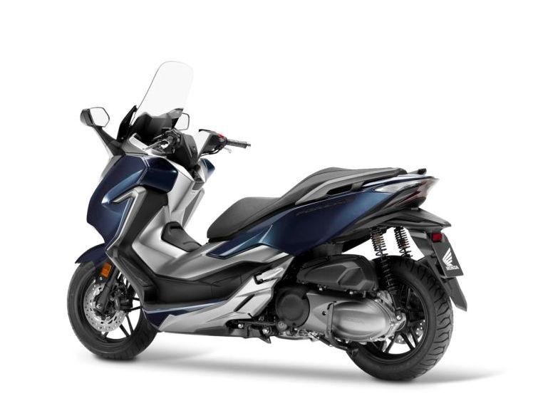 Honda Forza 300 Edisi 2018