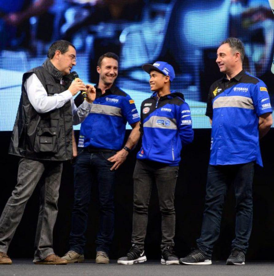Launching Tim MotoX Racing 2018