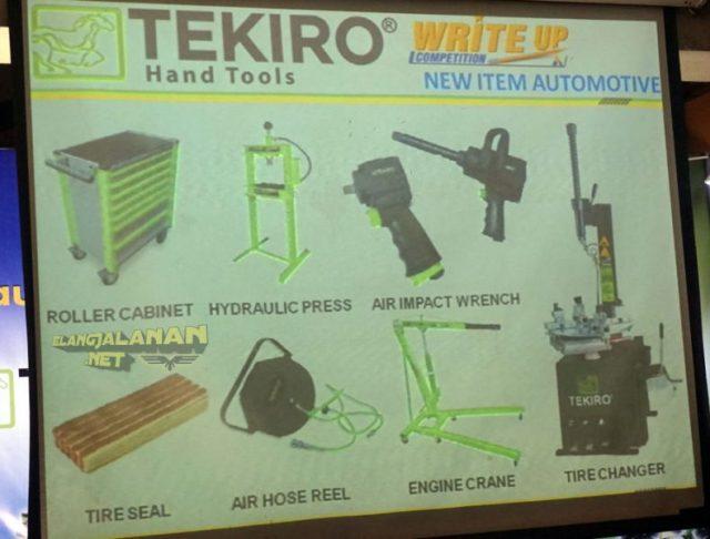 Review Tekiro Hand Tools