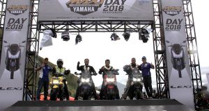 MAXI YAMAHA DAY 2018